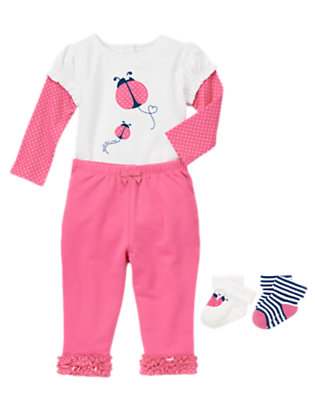 Love Bug Outfit by Gymboree