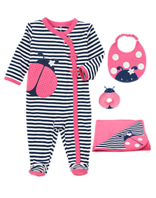 Ladybug Dreams Outfit by Gymboree