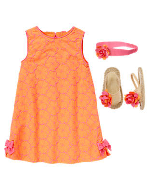 Baby's Little Luau Outfit by Gymboree