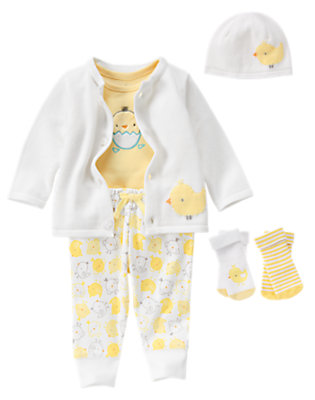 Just Hatched Newborn Outfit