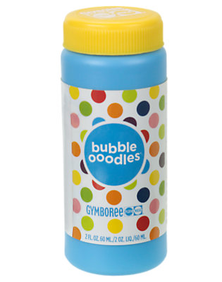 Girls Multi Mini Bubble Ooodles - 2oz. by Gymboree