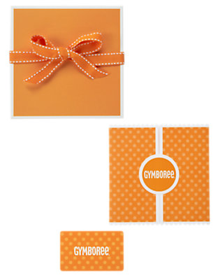 Baby Shower Gift Card Outfit by Gymboree