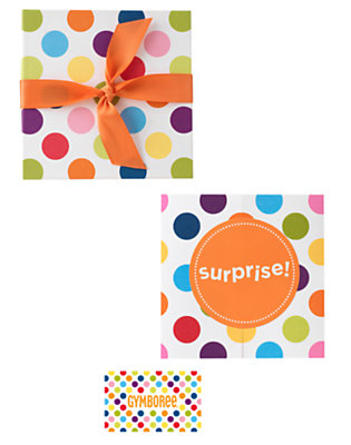 Dot Gift Card Outfit by Gymboree