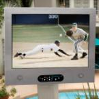 Outdoor LCD Television