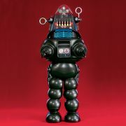 The Genuine 7-Foot Robby The Robot.