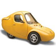 The Electric One-Person Car. at Hammacher Schlemmer :  car electric automobiles hammacher schlemmer