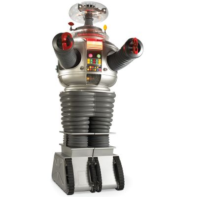 The Genuine Lost In Space® B-9™ Robot.