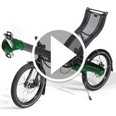 Watch The Nederlander Bicycle in action