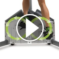 Watch The Lateral Aerobic Trainer in action