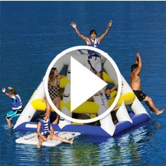 Watch The Floating Jungle Gym in action