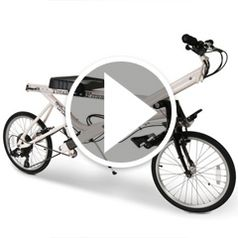 Watch The Rowbike in action