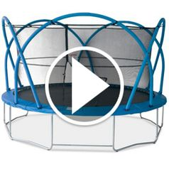 Watch The Only Stabilizing Trampoline in action