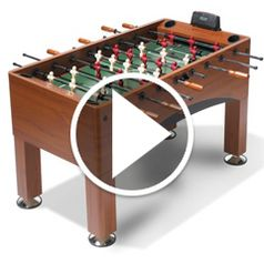 Play video for The Handicapping Foosball Table