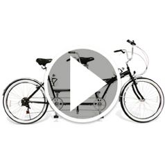 Watch The Folding Tandem Bicycle in action