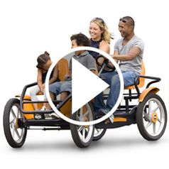 Play video for The Touring Quadracycle