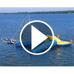 Watch The Floating Rope Swing in action