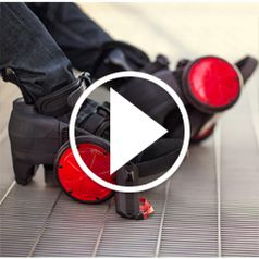 Watch The Electric Skates in action