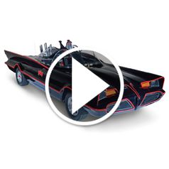 Play video for The Authentic 1966 Batmobile