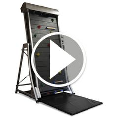 Play video for The Climbing Wall Treadmill