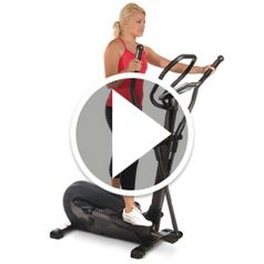 Watch  The Only Bioresponsive Elliptical Trainer action
