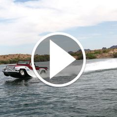 Play video for The Worlds Fastest Amphibious Car