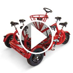 Watch  The Only Seven Person Tricycle in action