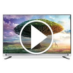 Watch The Ultra High Definition Television in action