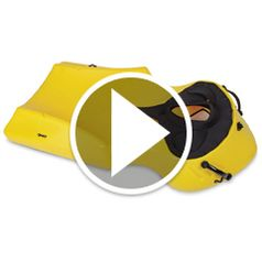 Watch The Snorkeling Kickboard in action