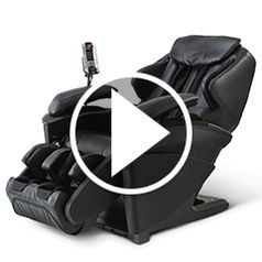 Play video for The Heated Full Body Massage Chair
