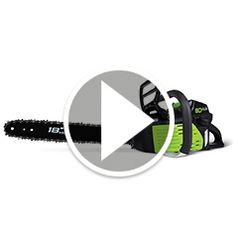 Watch The Superior Rechargeable Chainsaw in action