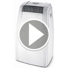 Play video for The Most Compact Portable Air Conditioner