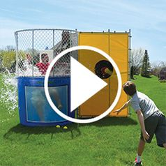 Play video for The Backyard Dunk Tank