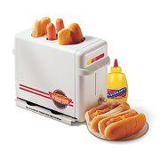 Pop-Up Hotdog Cooker at Hammacher Schlemmer