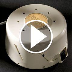 Watch  The Original Sleep Sound Generator in action
