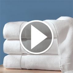 Play video for The Genuine Turkish Bath Towel