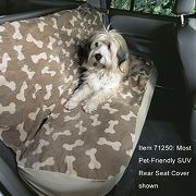 Most Pet-Friendly SUV Front Seat Cover
