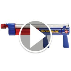 Watch The Marshmallow Shooter in action