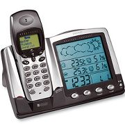 Cordless Phone Weather Station
