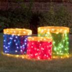 Lighted Drum Set