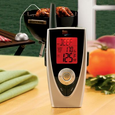 Chef' s Remote Thermometer Monitor
