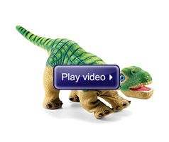 Watch The First Animatronic Dinosaur in action