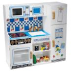 Complete Wooden Play Kitchen
