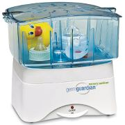 The Children's Toy and Bottle Germ Sanitizer. at Hammacher Schlemmer from hammacher.com