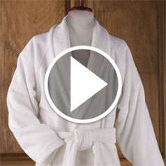 Watch The Genuine Turkish Bathrobe in action