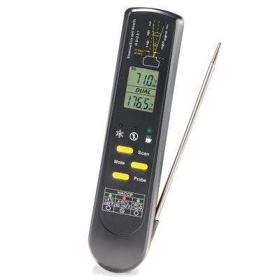 The Executive Chef's One Second Probe And Surface Thermometer.