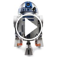 Watch The Voice Activated R2-D2 in action