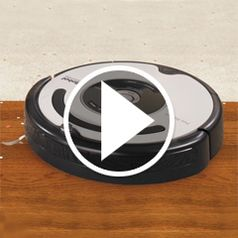 Watch The Seven Day Scheduling Robotic Vacuum in action