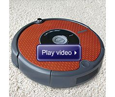 Watch the Professional Roomba in action