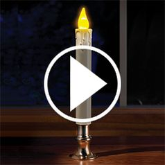 Play video for The Automatic Flameless Candles