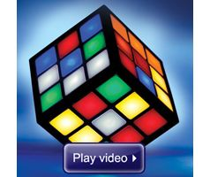 Watch The Touchscreen Rubiks Cube in action